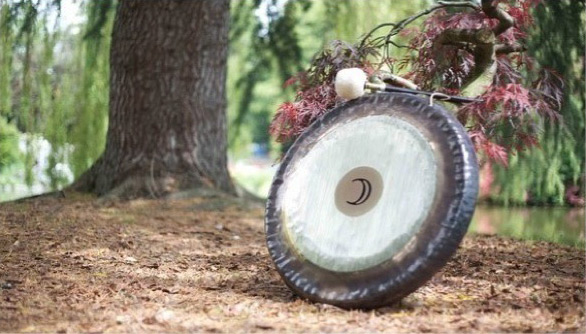 sound healing A Whole Different Kind of Gong Show