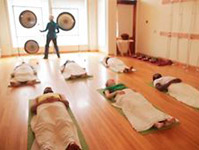 sound healing - with gongs and Himalayan singing bowls
